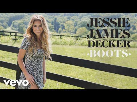 Jessie James Decker - Boots (Audio)