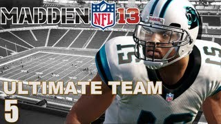 Madden 13 Ultimate Team : Patrick Peterson In The Clutch Ep.5