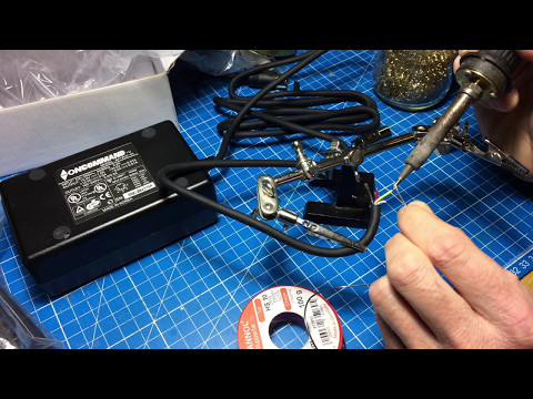 Commodore 1541 II Cheap Replacement PSU Test