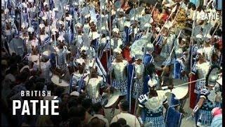 Carnival Story Aka Trinidad Carnival (1957)