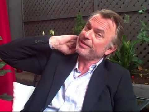 Interview with Sam Neill for 'Skin'