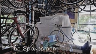 The Spokesman - Collecting Bikes From Each Developmental Epoch