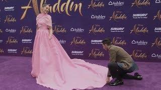 Disney Hits Challenge - Aladdin Premiere + Takeover