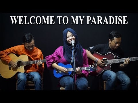 Steven & Coconuttreez - Welcome To My Paradise Cover By Ferachocolatos Ft. Gilang & Bala