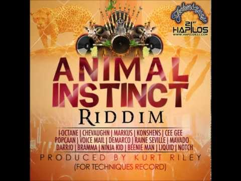 Animal Instinct Riddim Mix {Techniques Records} @Maticalise