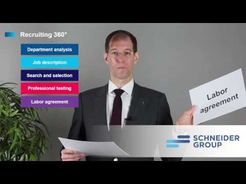 SCHNEIDER GROUP Recruiting 360°