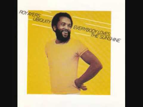 Everybody Loves The Sunshine - Roy Ayers Ubiquity (1976)