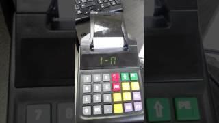 видео Коррекция даты в ККМ Элвес-МК - как изменить дату на ККМ Элвес-МК