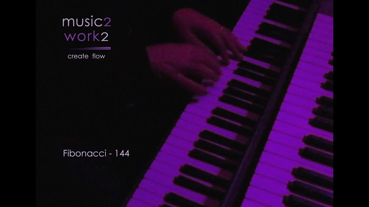 Fibonacci 144 Bpm Music To Work To Youtube