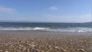 Феодосия. Песчаный пляж