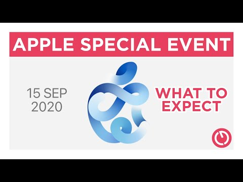 APPLE EVENT 15 SEPT. - What are we expecting?