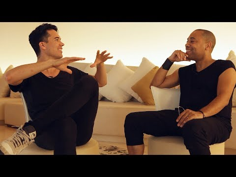 CARL CRAIG MEETS MATTHEW DEAR (EB.TV Uncut)