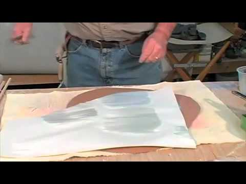 Decorating Pottery with Colored Slips - MITCH LYONS
