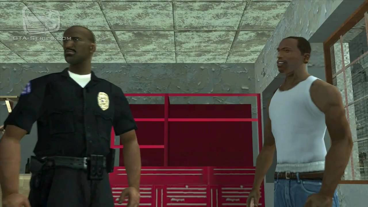 GTA San Andreas - Walkthrough - Mission #50 - Snail Trail (HD) thumbnail