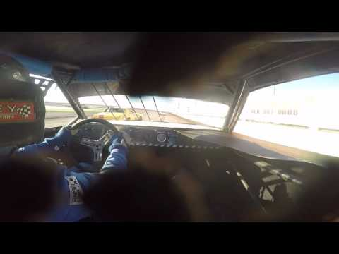 Route 66 motor speedway street stock 07-30-16 heat race  58x