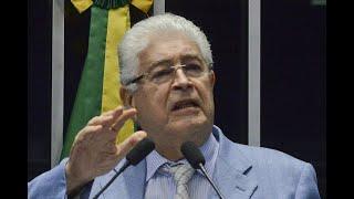 Requião diz que Lula é vítima do ódio da elite do país