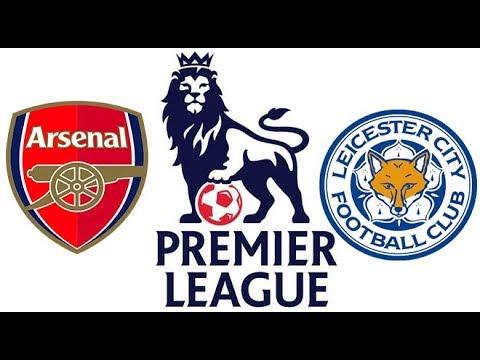 Arsenal-LeicesterCity|Premier League|11.08.2017