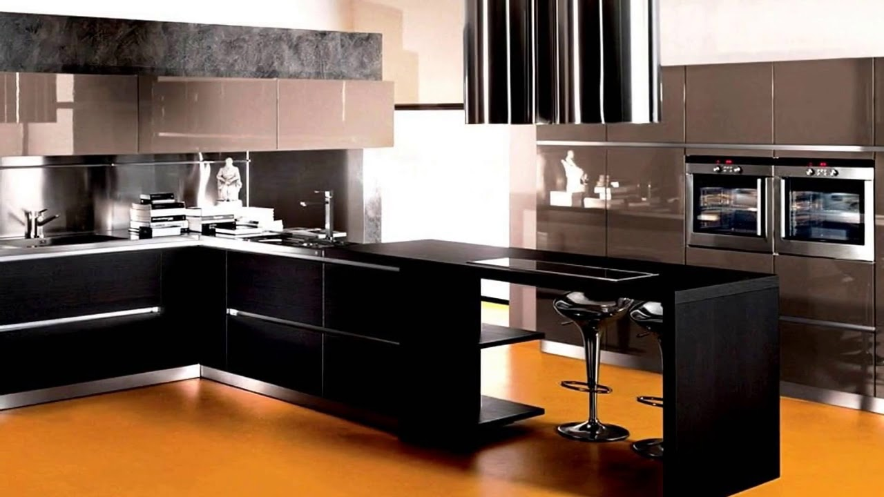 Italian Modular Kitchen Cabinets Design In India Youtube