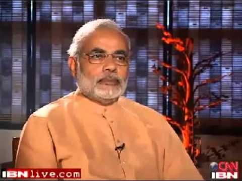 Modi interview with karan thapar