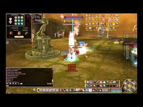 [Flyff] Mocomochi Guild Siege (Ranger 4)