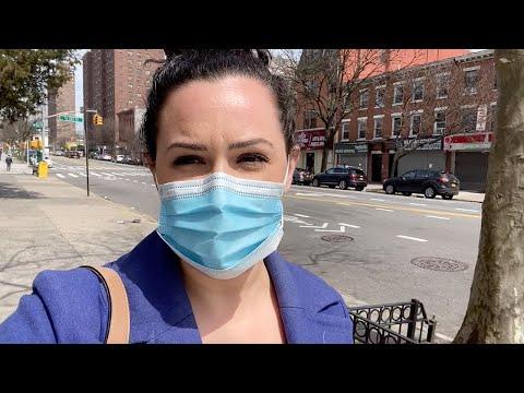 PANDEMIC WEEK 3 IN NYC