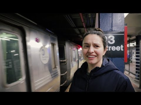 Cheapest way to Jersey from Manhattan | NYC VLOG