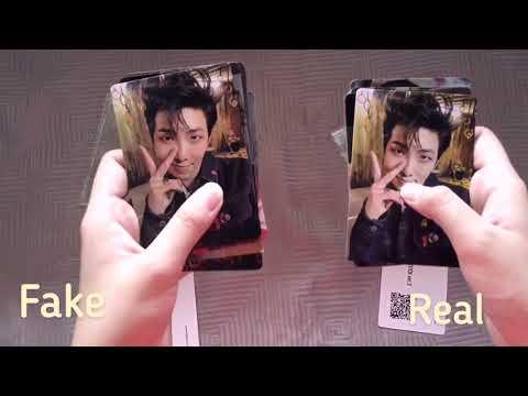 BTS official lightstick ver 3 fake vs real
