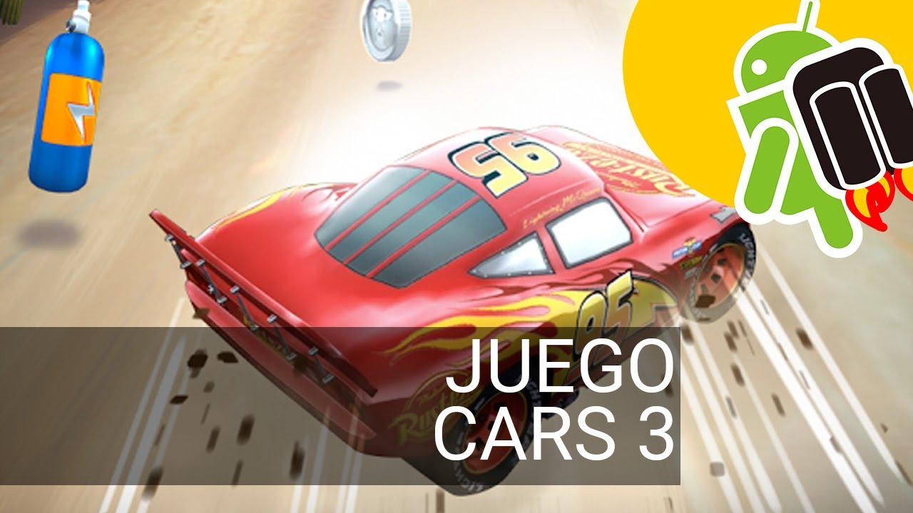 Descarga El Juego De Cars 3 La Liga De Rayo Mcqueen Youtube
