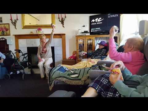 In Home Senior Care Exercise - Sacramento, California