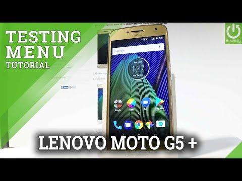 Codes MOTOROLA Moto G6 - HardReset info