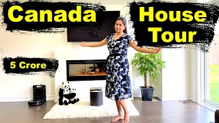 Our Canada House Tour ❤ | Inside A Luxury Modern House | Canada Couple Vlogs 2020