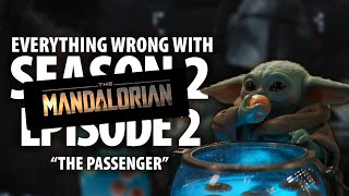 """Everything Wrong With The Mandalorian """"The Passenger"""""""