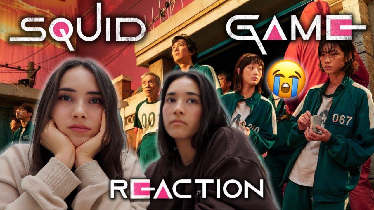 Download HALF KOREAN SISTERS REACTION TO *SQUID GAME* EP 6 (Gganbu) | 오징어게임 혼혈 자매 반응