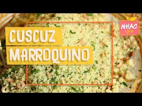 Cuscuz Marroquino |