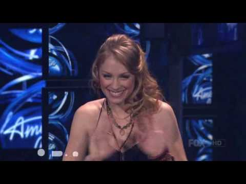 American Idol 2010 Top 12: Didi Benami Play With Fire Rolling Stones Night HD High Quality HQ