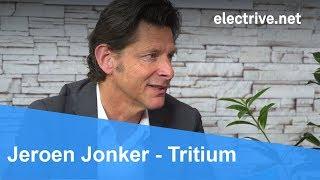 Jeroen Jonker von Tritium über HPC-Ladestationen aus Australien