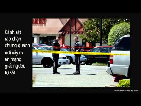 Vụ giết người rồi tự sát tại TT Thương Mại Gould Center ở San Jose