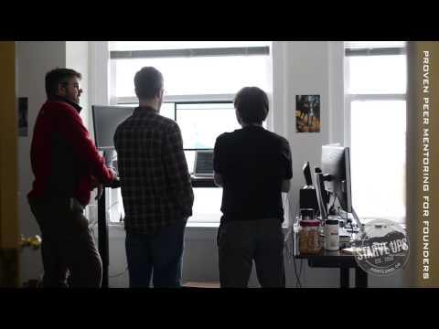 Vizify - Starve Ups Membership Company Overview Video