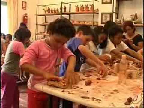 Mmmedins taller de artesan a con barro para ni os for Taller de artesanias