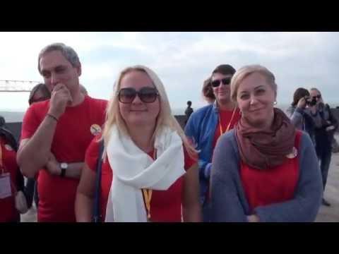 VII Выездная Конференция Сети 'Горячие туры' в Армении
