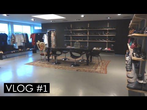 World Fashion Centre Amsterdam op bezoek bij SO PR | #1 | VLOG