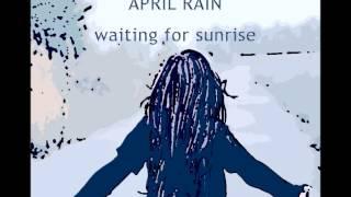 April Rain - Paroxysm of Happiness