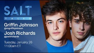 Download SALT Talks: TikTok Stars with @Griffin Johnson & @Josh Richards