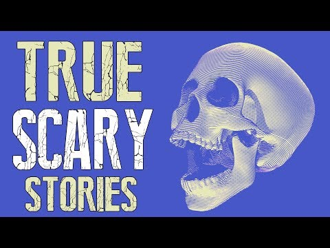 26 True Scary Horror Stories | The Lets Read Podcast Episode 020