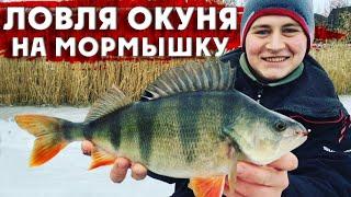 Ловля на мормышку с Алексеем Пугачем