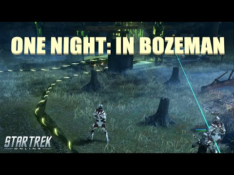 Star Trek Online - One Night: In Bozeman, First Contact Day Event.