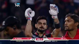 virat kohli batting in ipl