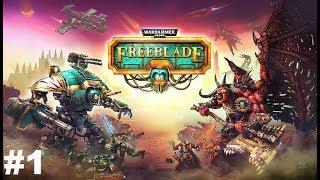 warhammer 40000: Freeblade #1 Gameplay Прохождение Android/iOS Обучение и начало игры