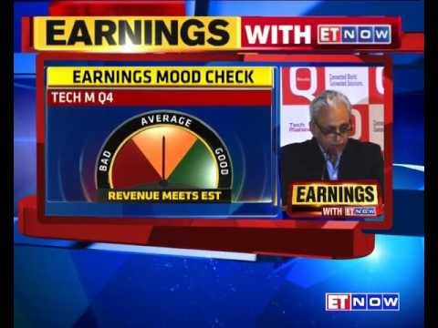 Tech Mahindra Q4 Earnings: Margin In Line
