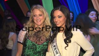 Nanette Lepore and Miss New York USA  Joanne Nosuchinsky ...
